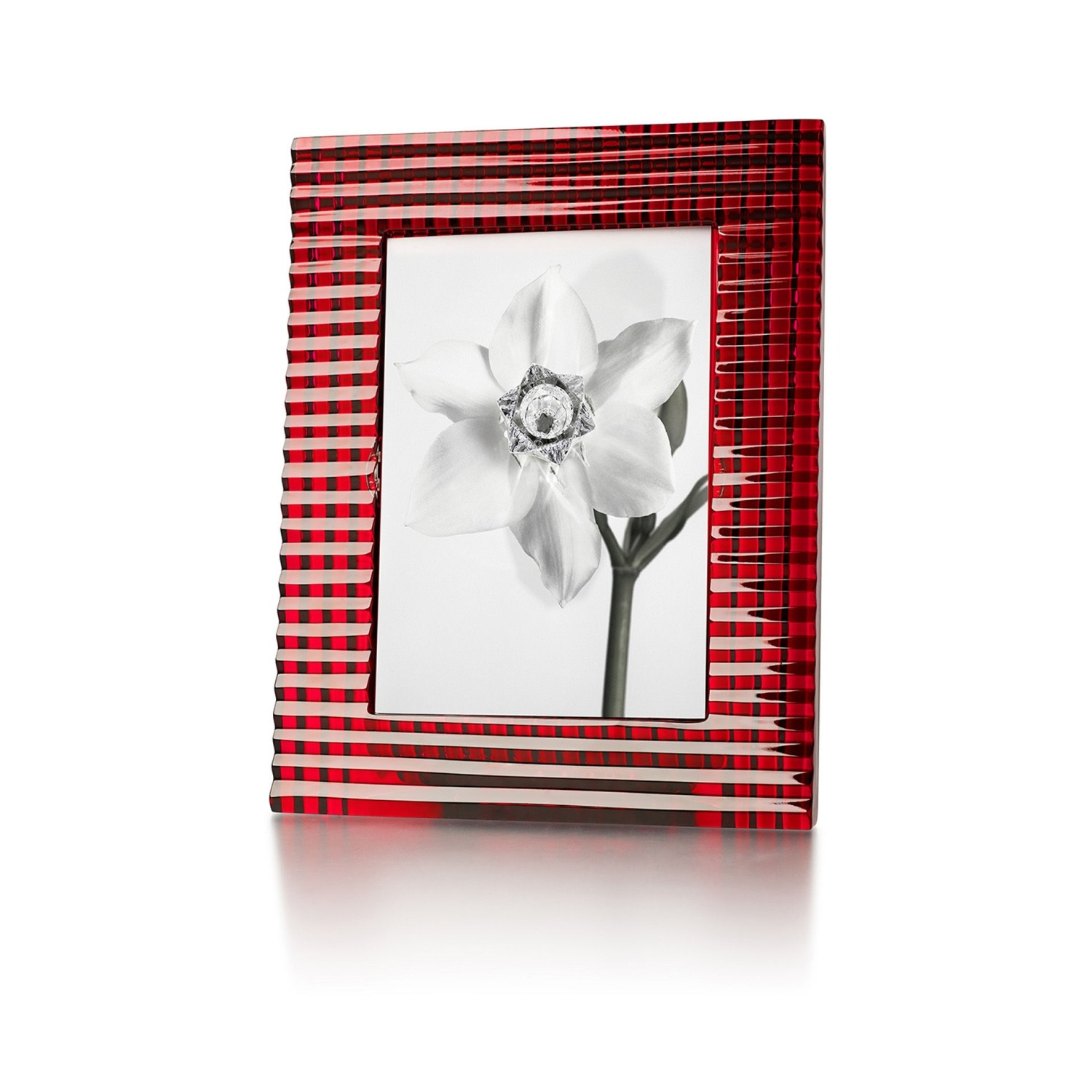 EYE PHOTO FRAME RED