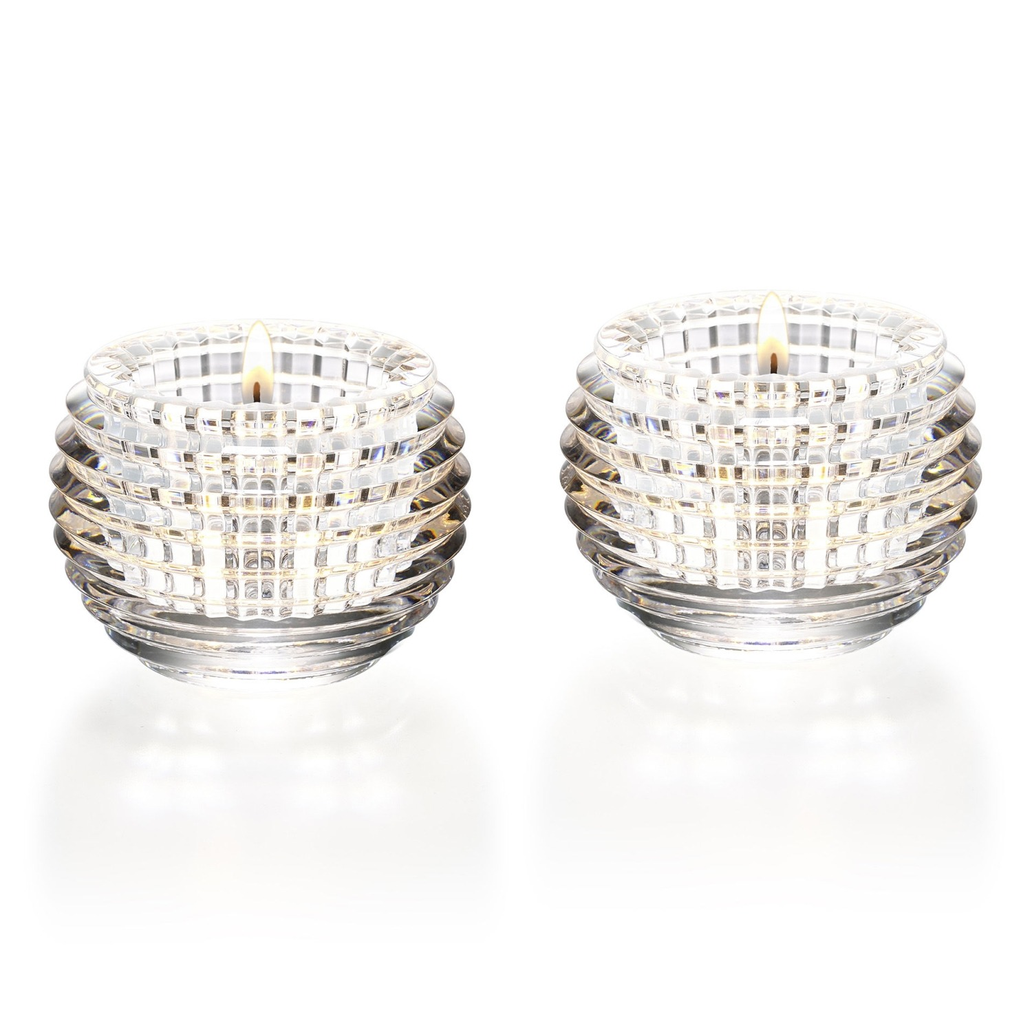 EYE CANDLE HOLDER SET OF 2