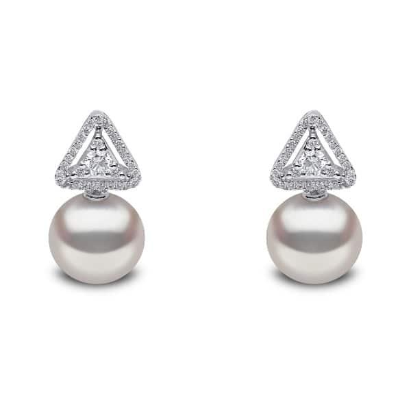 Natural Australian South Sea Pearl Earrings